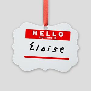 Eloise Picture Ornament