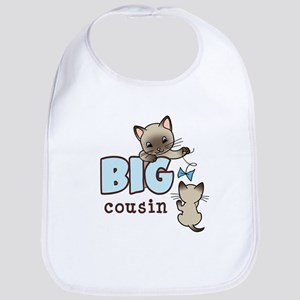 Big Cousin (Kitty) Bib