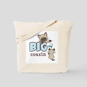Big Cousin (Kitty) Tote Bag