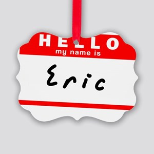 Eric Picture Ornament