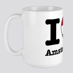 Amsterdam1 Large Mug