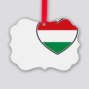 Budapest Picture Ornament