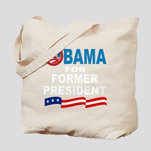 former pres(blk) Tote Bag
