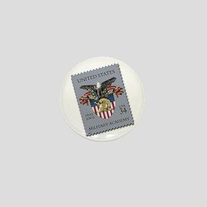 USMA Stamp Mini Button
