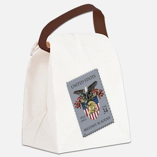 USMA Stamp Canvas Lunch Bag