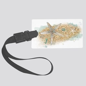 Sea Treasure Luggage Tag
