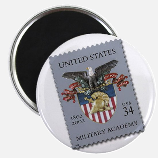 USMA Stamp Magnet