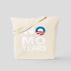 no mo years(blk) Tote Bag