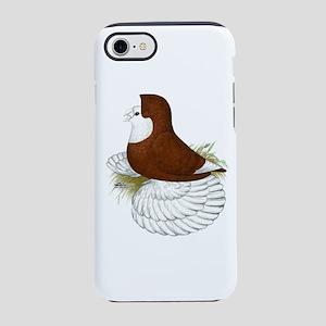 Trumpeter Pigeon Red Baldhead Iphone 7 Tough Case