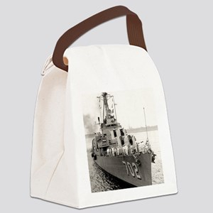 hank framed panel print Canvas Lunch Bag