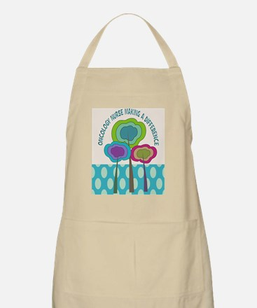Oncology nurse CP TALL PHONES Apron