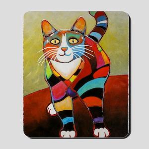 catColorsNew Mousepad