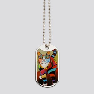 catColorsNew Dog Tags