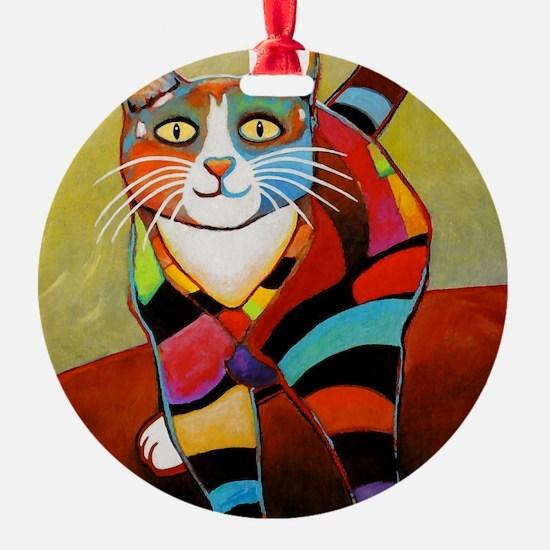 catColorsNew Ornament