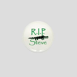R.I.P. Steve Mini Button