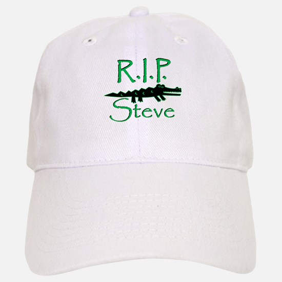 R.I.P. Steve Baseball Baseball Cap