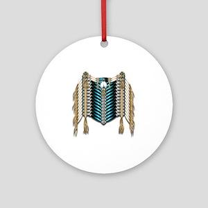 Breastplate 007 - A Round Ornament