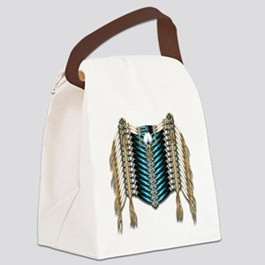 Breastplate 007 - A Canvas Lunch Bag