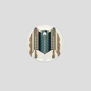 Breastplate 007 - A Mini Button