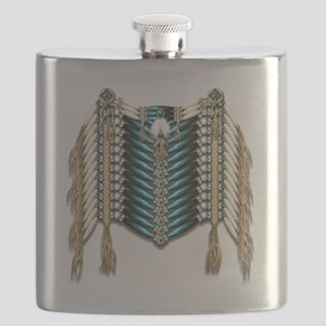 Breastplate 007 - A Flask