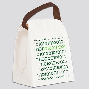 binary-1337-01c-cafepress Canvas Lunch Bag
