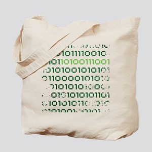 binary-1337-01c-cafepress Tote Bag
