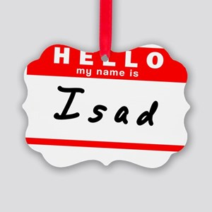 Isad Picture Ornament