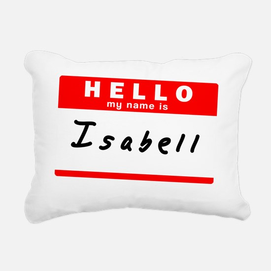 Isabell Rectangular Canvas Pillow
