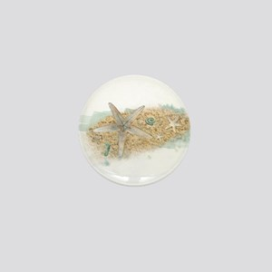 Sea Treasure Mini Button