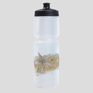 Sea Treasure Sports Bottle