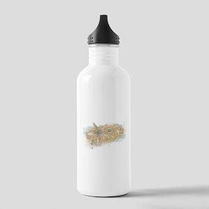 Sea Treasure Water Bottle