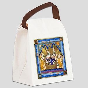 shin1 Canvas Lunch Bag
