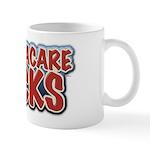 Obamacare Sucks Mugs