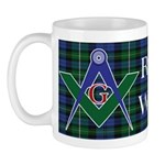The Masonic Kilt Mug