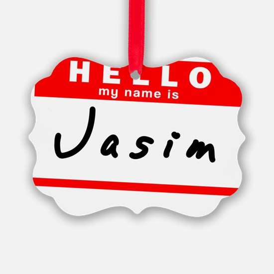 Jasim Ornament