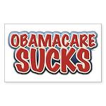 Obamacare Sucks Sticker