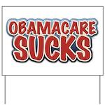 Obamacare Sucks Yard Sign