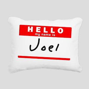 Joel Rectangular Canvas Pillow