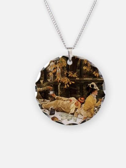 Tissots Picnic Necklace
