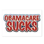 Obamacare Sucks Postcards (Package of 8)