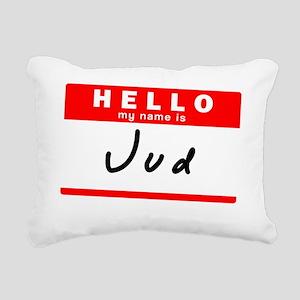 Jud Rectangular Canvas Pillow