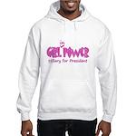 Girl in Power Hooded Sweatshirt