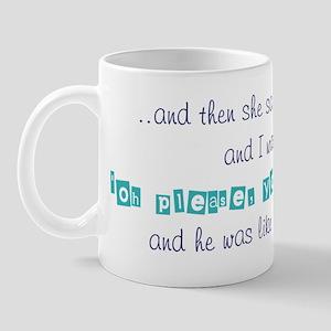 photog talk Mug