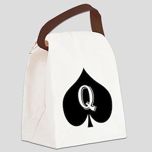 qos Canvas Lunch Bag