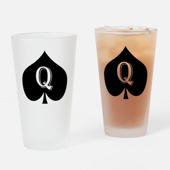 qos Drinking Glass