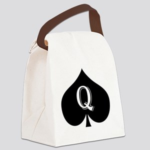 qos_pnt Canvas Lunch Bag