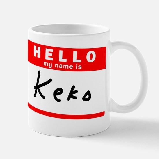 Keko Mug
