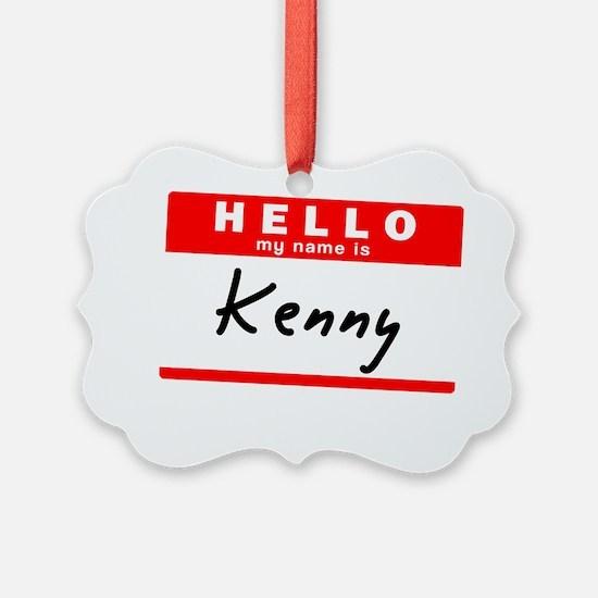 Kenny Ornament