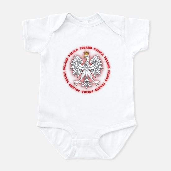 Polish White Eagle C2 Infant Bodysuit