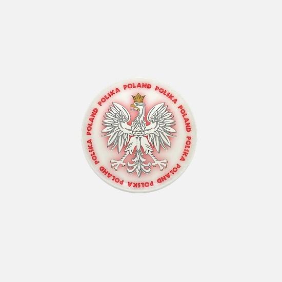 Polish White Eagle C2 Mini Button